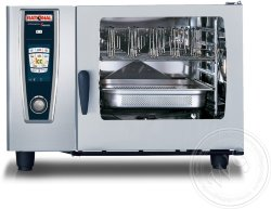 Пароконвектомат RATIONAL  SelfCookingCenter® 62 Gas